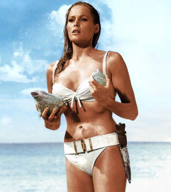 Bond-Girl-Honey-Ryder-in-the-1962-flick-Dr-No-372891