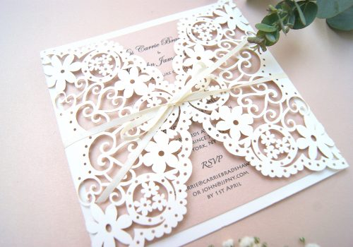 Doily Lace Nude