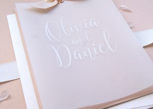 MADELEINE VELLUM IN NUDE AND WHITE