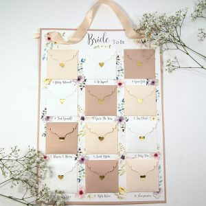 BRIDES ADVENT PLANNING CALENDAR