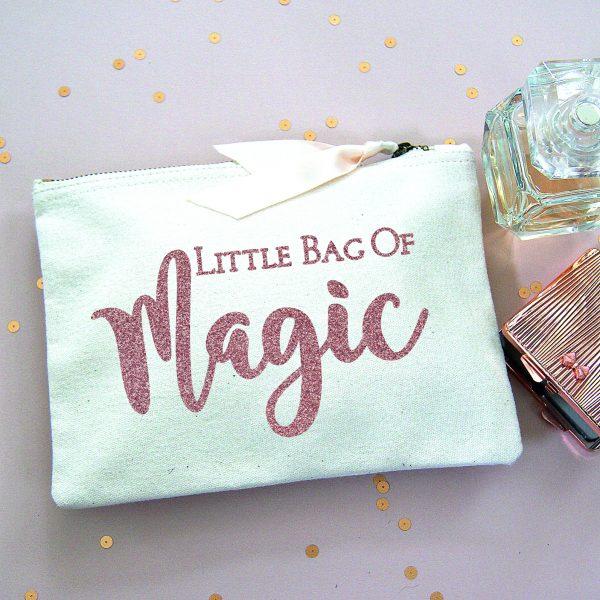 Little Bag of Magic make up bag