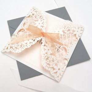 doily lace thank you for being my..