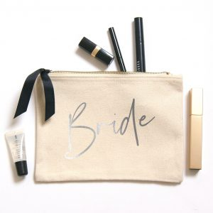 Brides Make Up Bag