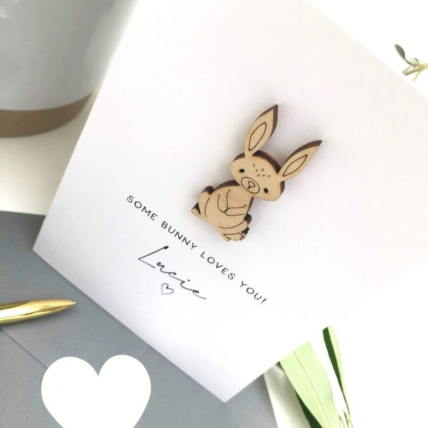Some Bunny Loves You Peronalised