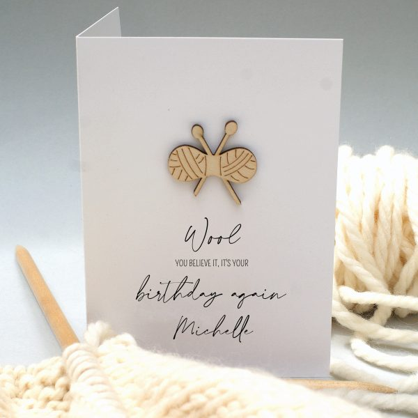 wool you believe it card